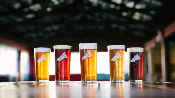 Where to celebrate Brewsvegas in the Valley