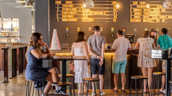 Fortitude Valley's newest brewpub: Soapbox