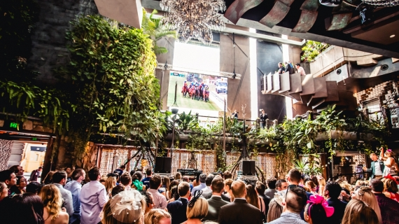 Melbourne Cup at Cloudland