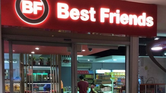 Best Friends - Philippine/Asian Foods