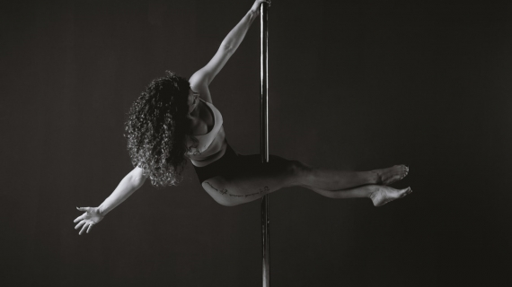Pure Pole Academy,Old skool pole school. Beginners to advanced classes and Industry training. Plus hens parties, corporate performances and more!